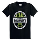 Relax The Drummer's Here - Zapbest2  - 1