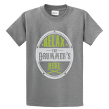 Relax The Drummer's Here - Zapbest2  - 4