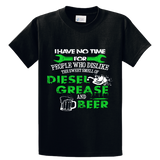 Diesel Grease Beer
