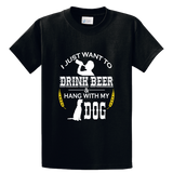 Drink Beer And Hang With My Dog - Zapbest2  - 1