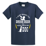 Drink Beer And Hang With My Dog - Zapbest2  - 3