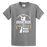 Drink Beer And Hang With My Dog - Zapbest2  - 4