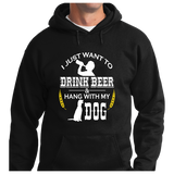 Drink Beer And Hang With My Dog - Zapbest2  - 5