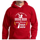 Drink Beer And Hang With My Dog - Zapbest2  - 6