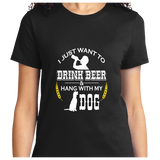 Drink Beer And Hang With My Dog - Zapbest2  - 8