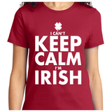 I Can't Keep Calm I'm Irish - Zapbest2  - 9