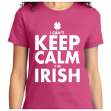 I Can't Keep Calm I'm Irish - Zapbest2  - 11