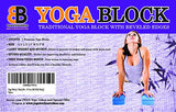 Yoga Blocks 2 Pack - Zapbest2  - 3