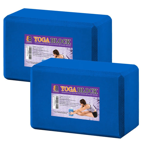 Yoga Blocks 2 Pack - Zapbest2  - 1