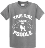 This Girl Loves Her Poodle - Zapbest2  - 4