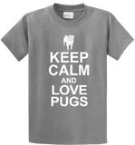 Keep Calm & Love Pugs - Zapbest2  - 4