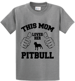 This Mom Loves Her Pitbull - Zapbest2  - 5