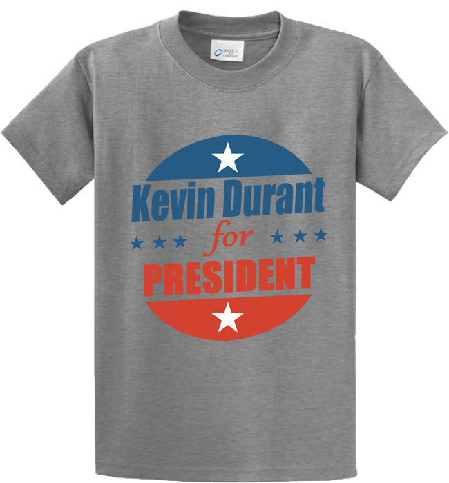 Kevin Durant For President - Zapbest2  - 5