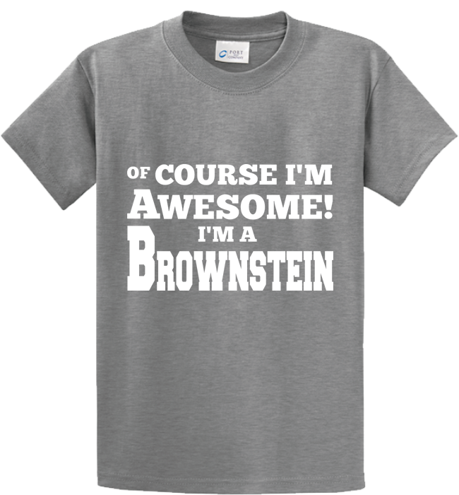 Of Course I'm Awesome, I'm Brownstein - Zapbest2  - 4