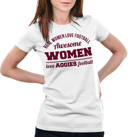 Awesome Aggies Women - Zapbest2  - 2