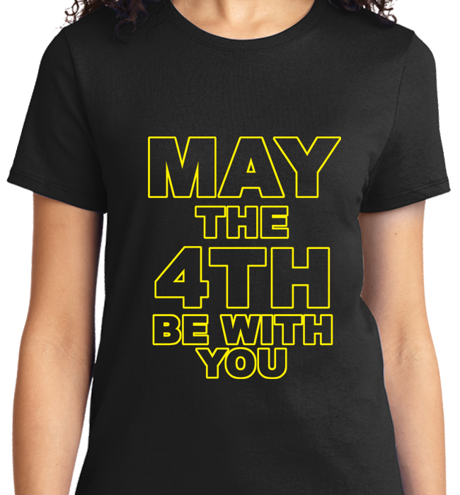 May The 4th Be With You - Zapbest2  - 8