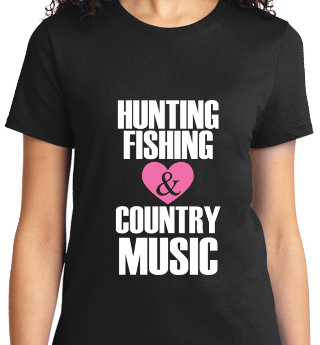 Hunting, Fishing & Country Music - Zapbest2  - 8