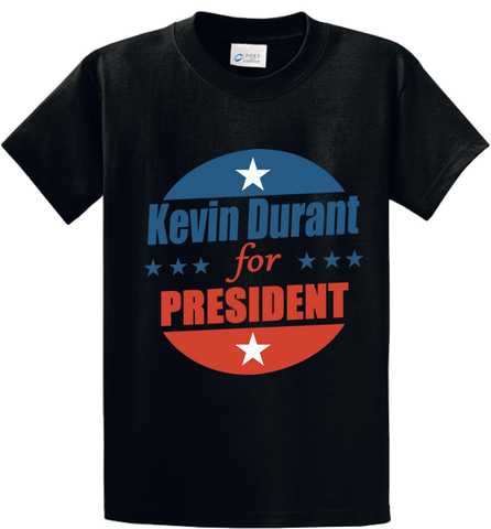 Kevin Durant For President - Zapbest2  - 2