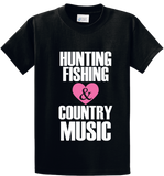 Hunting, Fishing & Country Music