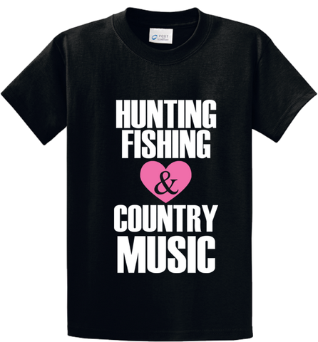 Hunting, Fishing & Country Music - Zapbest2  - 1