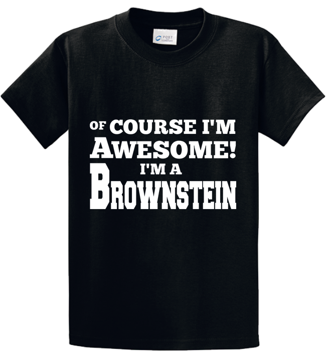 Of Course I'm Awesome, I'm Brownstein - Zapbest2  - 1