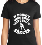 If Hockey Was  Easy, It Would Be Soccer - Zapbest2  - 8