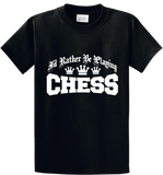 I'd Rather Be Playing Chess - Zapbest2  - 1