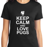 Keep Calm & Love Pugs - Zapbest2  - 8