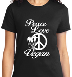 Peace Love Vegan - Zapbest2  - 8