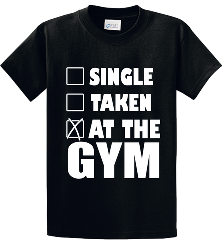 Single, Taken, At The Gym - Zapbest2  - 1