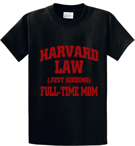 Harvard Law - Full Time Mom - Zapbest2  - 1