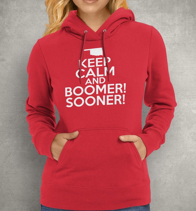 Keep Calm And Boomer! Sooner! - Zapbest2  - 2