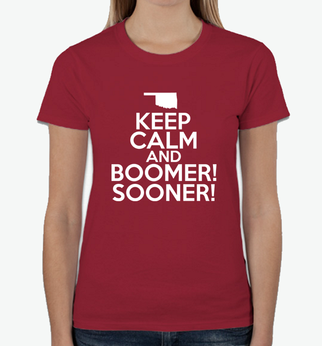 Keep Calm And Boomer! Sooner! - Zapbest2  - 1