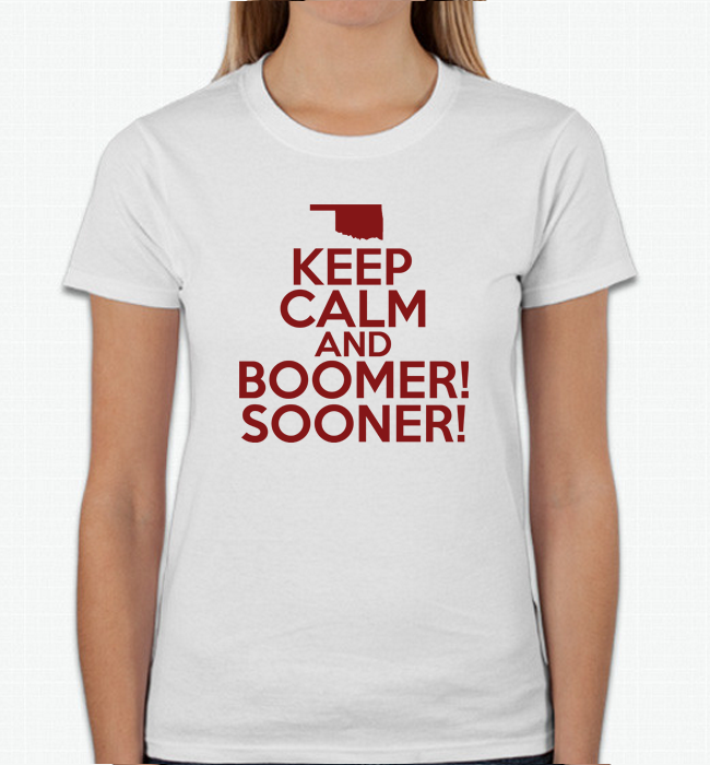 Keep Calm And Boomer! Sooner! - Zapbest2  - 3