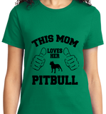 This Mom Loves Her Pitbull - Zapbest2  - 9