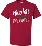 Nice List Is So Overrated - Zapbest2  - 7