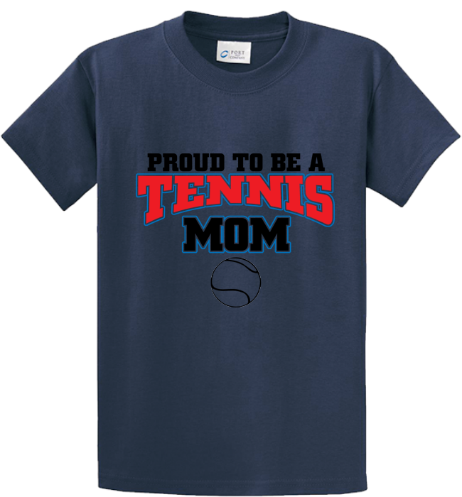 Proud To Be A Tennis Mom - Zapbest2  - 4