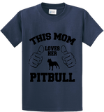 This Mom Loves Her Pitbull - Zapbest2  - 4