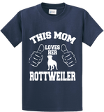 This Mom Loves Her Rottweiler - Zapbest2  - 3