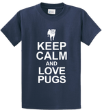 Keep Calm & Love Pugs - Zapbest2  - 3