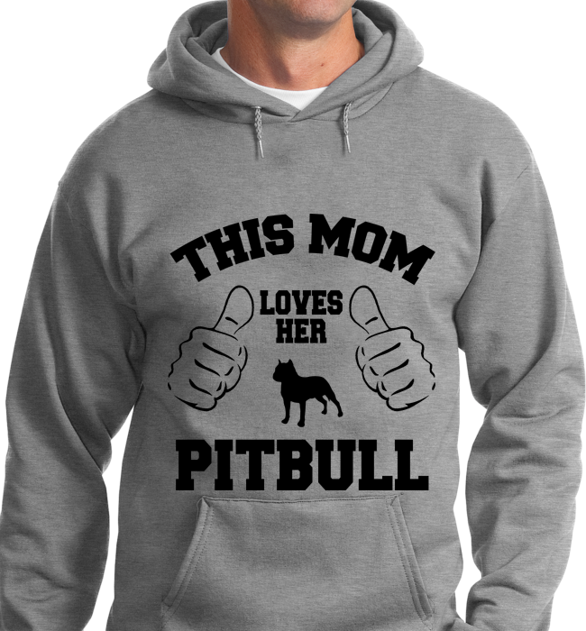 This Mom Loves Her Pitbull - Zapbest2  - 8
