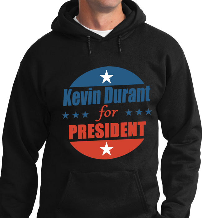 Kevin Durant For President - Zapbest2  - 6