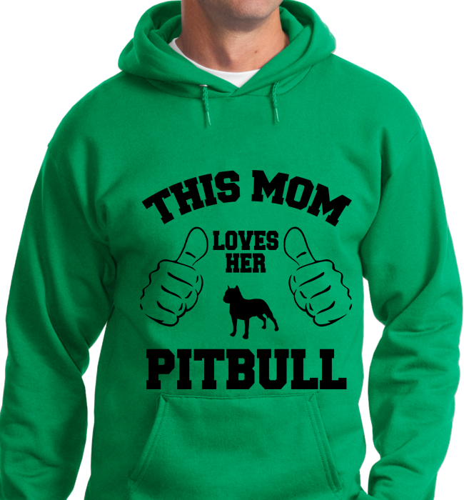 This Mom Loves Her Pitbull - Zapbest2  - 6