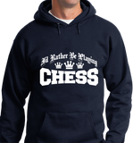 I'd Rather Be Playing Chess - Zapbest2  - 7