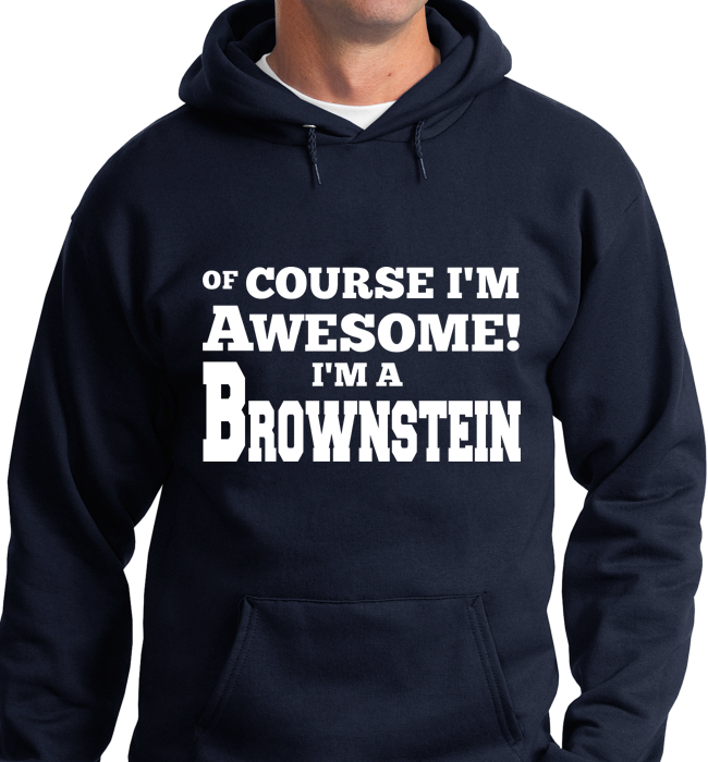 Of Course I'm Awesome, I'm Brownstein - Zapbest2  - 7