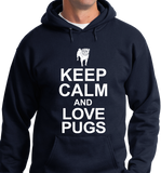 Keep Calm & Love Pugs - Zapbest2  - 7