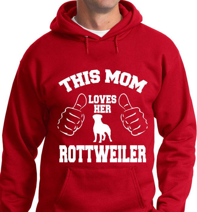 This Mom Loves Her Rottweiler - Zapbest2  - 6