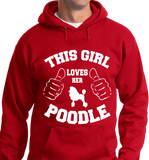 This Girl Loves Her Poodle - Zapbest2  - 6