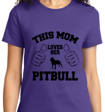 This Mom Loves Her Pitbull - Zapbest2  - 11