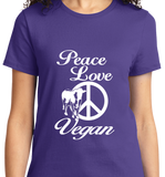 Peace Love Vegan - Zapbest2  - 10
